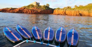 Location de Planches Stand Up Paddle